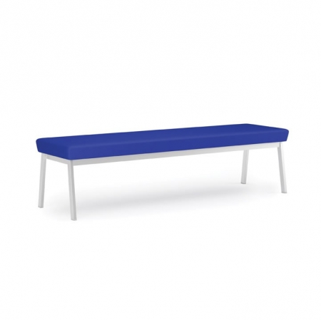Lesro Newport Series 3 Seat Bench Three Frame Color Options