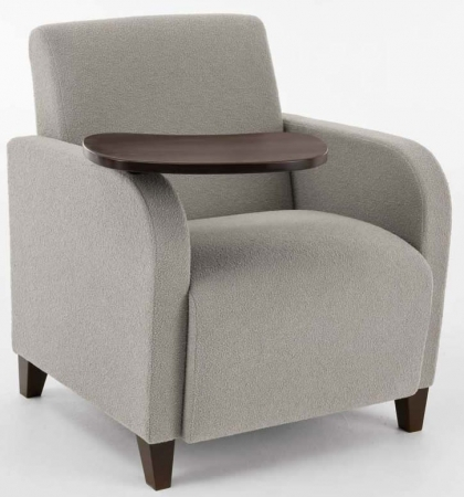 Lesro Siena Guest Chair With Swivel Table