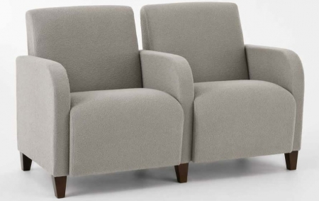 Lesro Siena 2 Seat Sofa With Center Arm