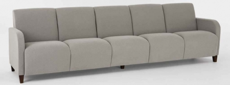 Lesro Siena Series 5 Seat Reception Sofa (LS-Q5401G3)