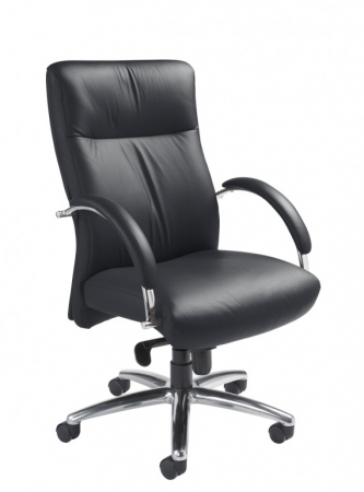 Nightingale Khroma Executive High Back Conference Chair With High Density Foam Seat (NG-3400D)
