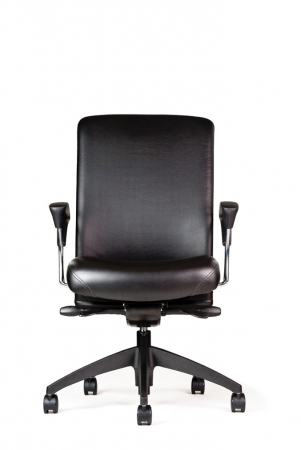Neutral Posture Balance Series Executive High Back  Office Chair w/ Optional Mesh Back (NP-BAL535X)