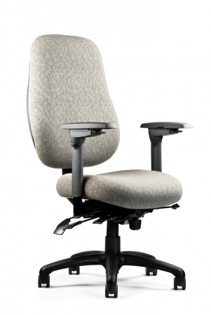 Neutral Posture 6000 Series High Back Ergonomic Office Chair 40+ Upholstery Options (NP-S6X00)