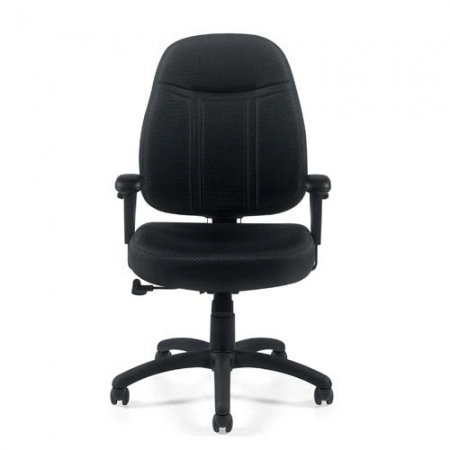 Offices To Go Black Management Office Chair