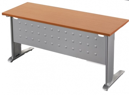 RStyle C-Series Training Room Table w/ Embossed Steel Modesty Panel (RA-24XXTT)