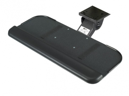 RightAngle 245E Computer Keyboard Tray w/ FastAction Compact Mechanism