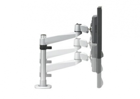 RightAngle Hover Series 2 Monitor Arm Single Extension Post Mount System