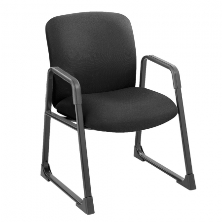 Safco Uber Big And Tall Guest Chair 500 lb. Weight Capacity! (SAF-3492)