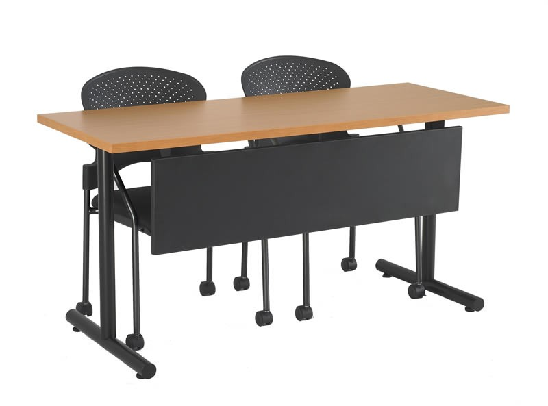 R-Style T-Series T-Base Training Room Tables