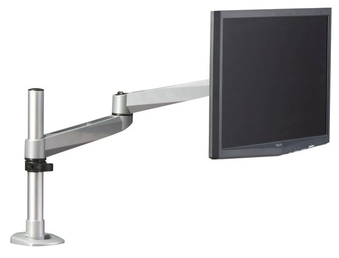 RightAngle Hover Series 2 Monitor Arm Dual Extension Post Mount System