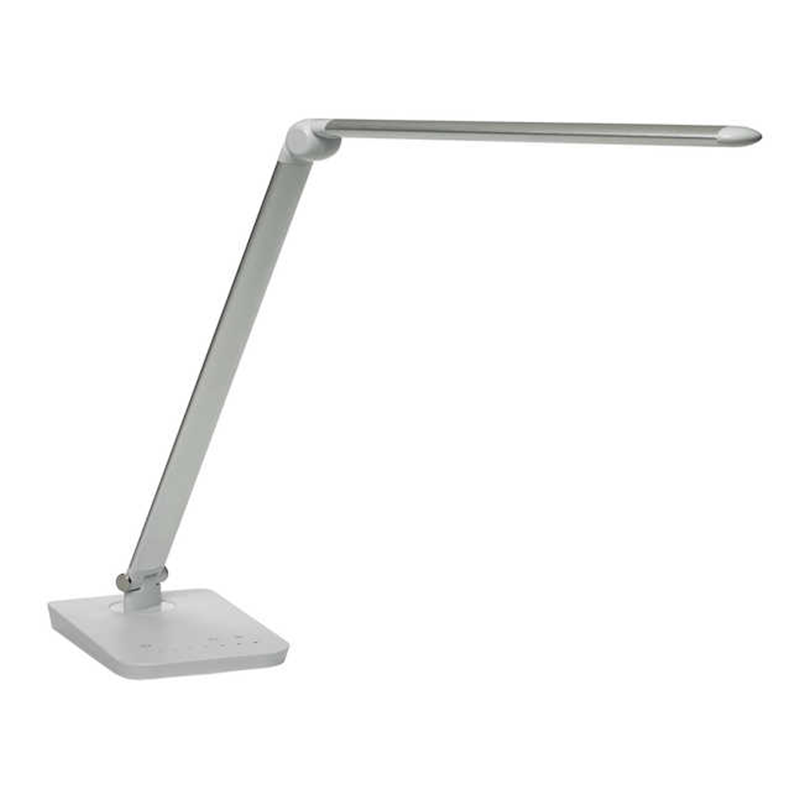 Safco Vamp Silver Finish LED Lighting