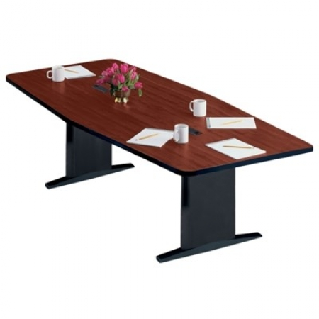 Mayline CSII Boat Shaped Conference Table