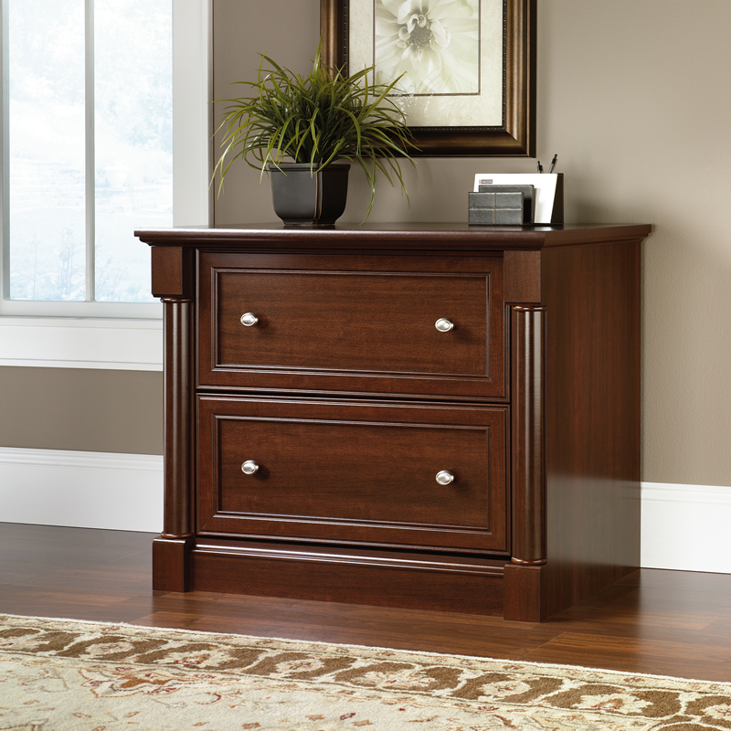 Sauder Palladia Lateral File Cherry Finish