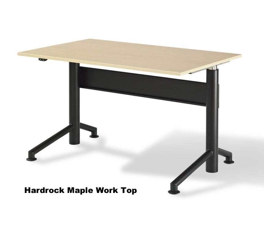 The Vertdesk Electric Adjustable Height Desk With Push
