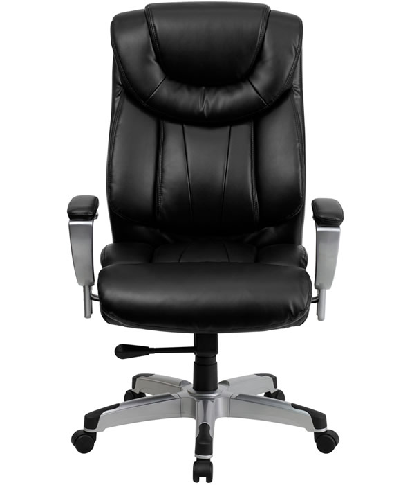 *New* BTOD Big And Tall Leather Office Chair 22.75