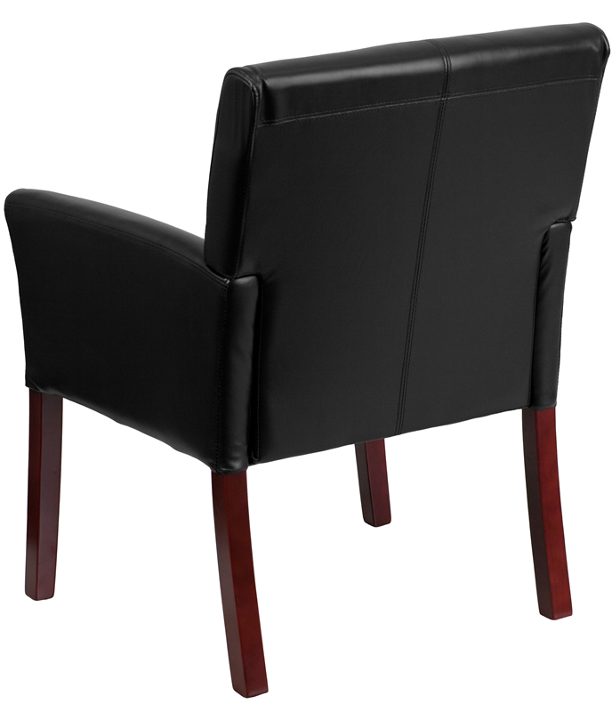 *New* BTOD Executive Leather Side Chair - 3 Color Options