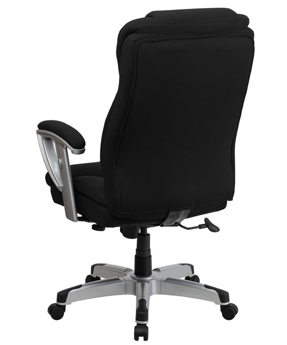 *New* BTOD Big And Tall Fabric Office Chair 22.75