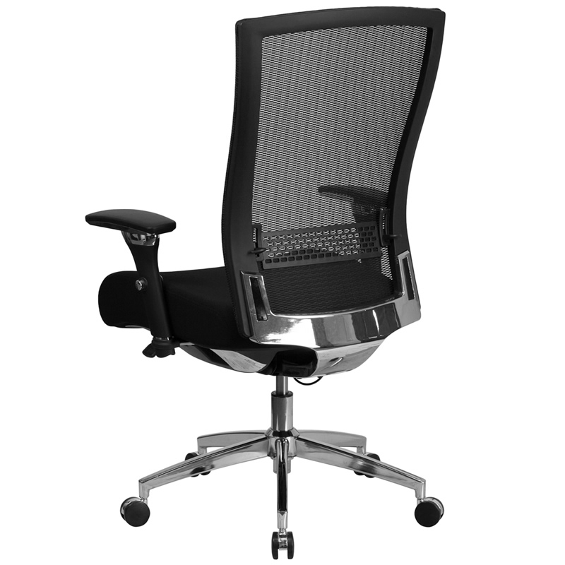 *New* BTOD 24/7 Mesh Back With Seat Slider Chair w/ 300 lbs. Capacity