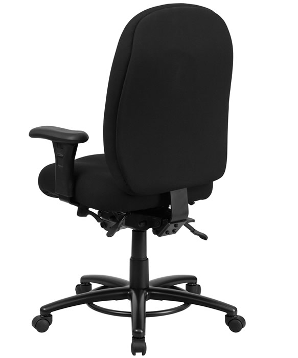 btod big and tall dispatch chair rated for 350 lbs