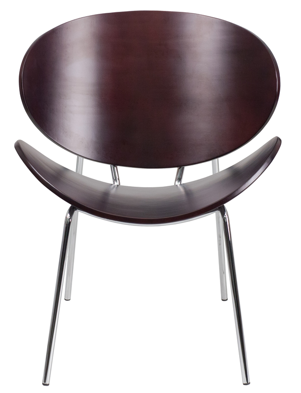 *New* BTOD Bentwood Modern Guest Chair - 2 Wood Color Options
