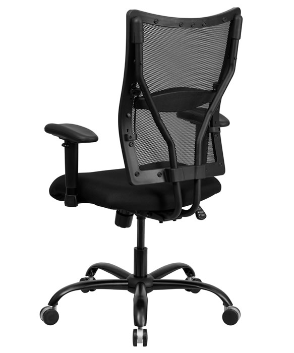 *New* BTOD Big And Tall Mesh Back Office 19.5