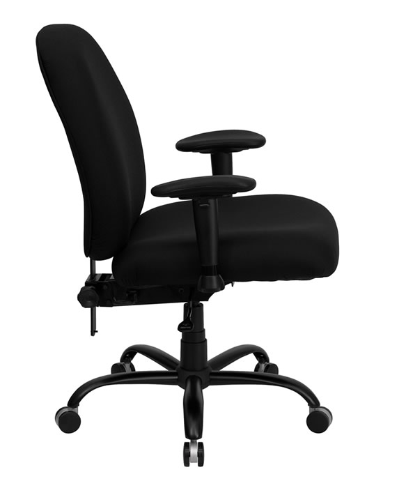 *New* BTOD Big And Tall Fabric Office Chair 22.5