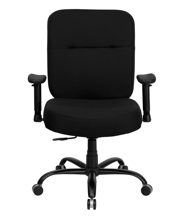 *New* BTOD Big And Tall Fabric Office Chair 22
