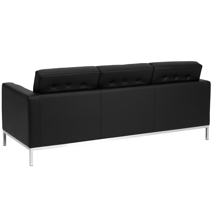 BTOD Lacey Series Modern Tufted Waiting Room Sofa