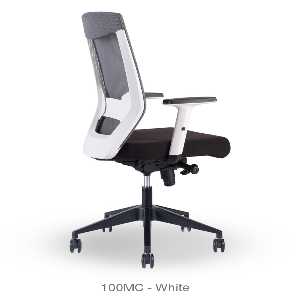 *New* BTOD 100MC Deluxe Mesh Back Office Chair Available in Black or White