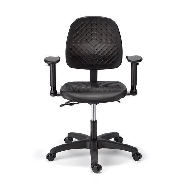Excellent Cramer Urethane Skin Chair For Dispatch Centers Ibusinesslaw Wood Chair Design Ideas Ibusinesslaworg
