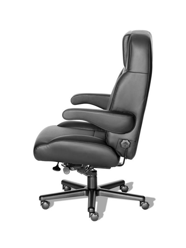 *New* ERA Chief Big and Tall Intensive Use Dispatch Chair 400 lbs Rating