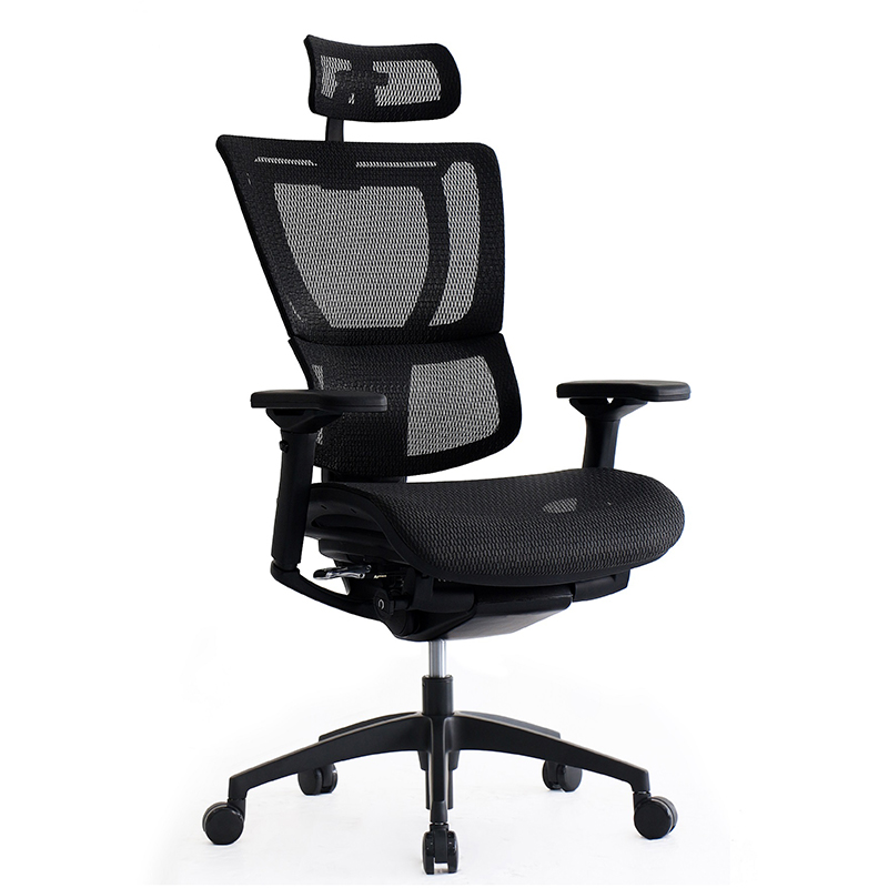 *New* Eurotech iOO Mesh Ergonomic Chair