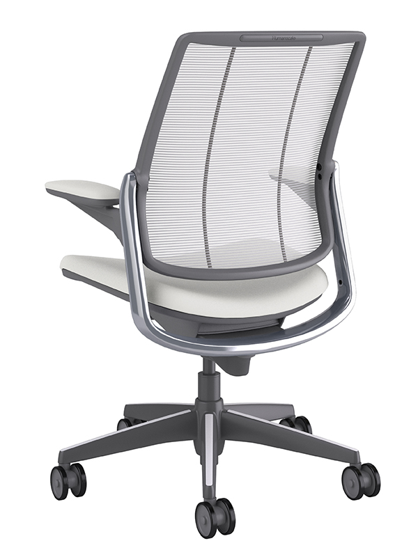 Humanscale Diffrient Smart Chair Gray
