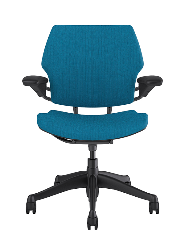 Custom Humanscale Freedom Task Chair in Fabric or Vinyl – Humanscale Task Chair