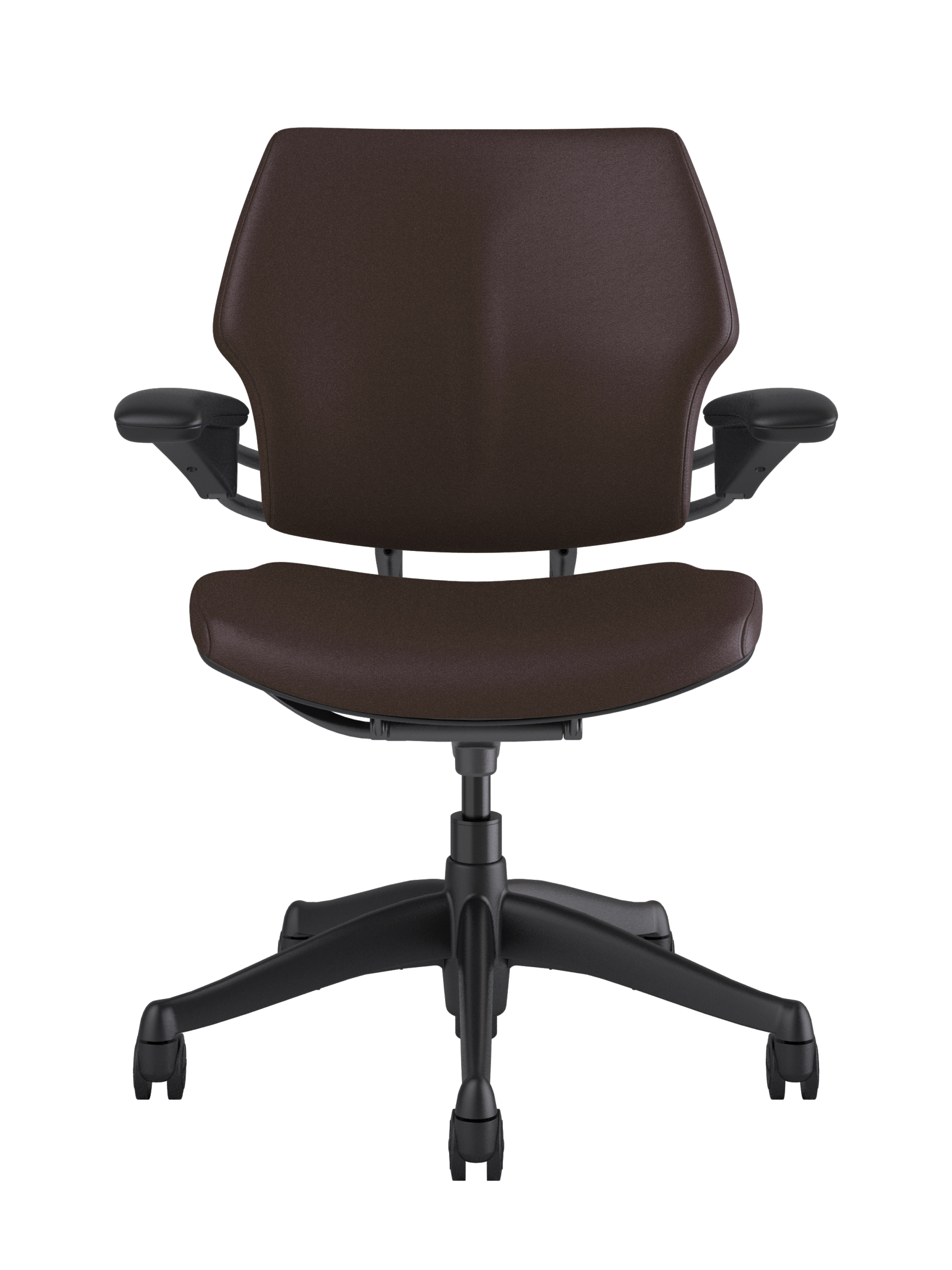 *New* Custom Humanscale Freedom Task Chair in Leather - 10 Color Options
