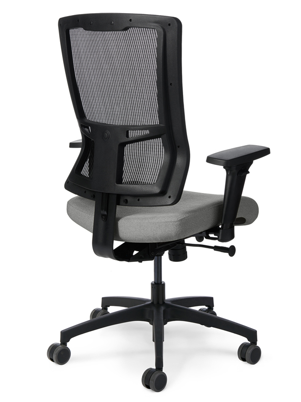 Office Master Affirm High Back Chair Simple