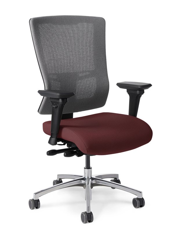 OM Affirm High Back Chair Executive