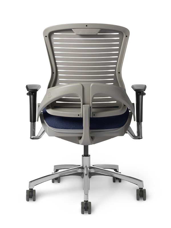 Office Master OM5 Ergonomic Chair Palladium Grey