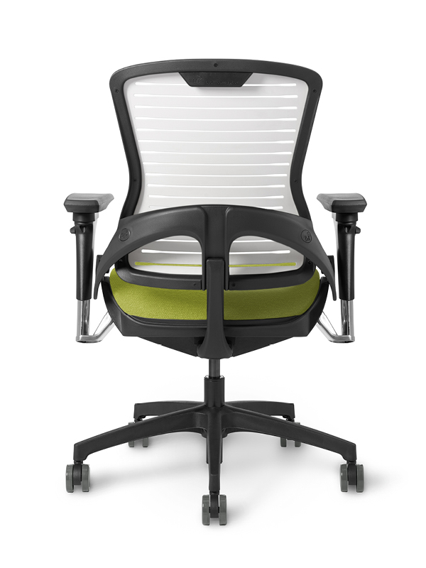 Office Master OM5 Ergonomic Chair Arctic White