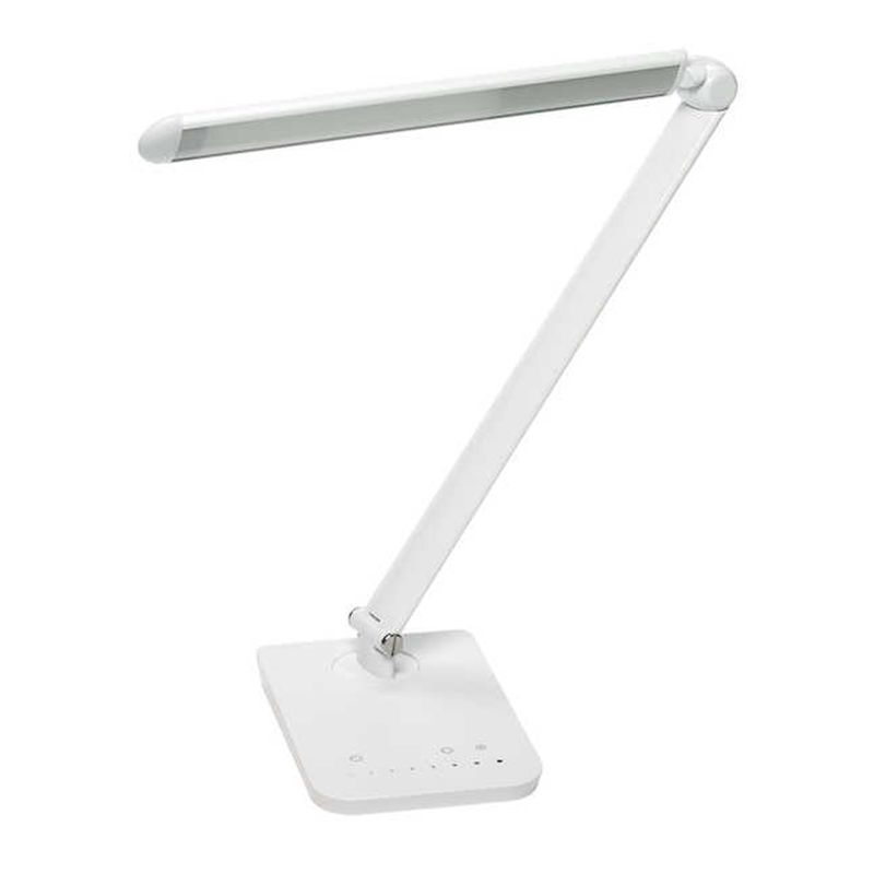 Safco Vamp White Finish LED Lighting