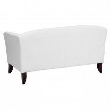 *New* BTOD Imperial Series Leather Love Seat Available In Black, White or Brown