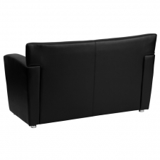 *New* BTOD Majesty Series Leather Love Seat Available In Black, White or Brown