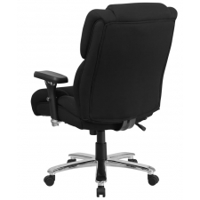 *New* BTOD Heavy Duty intensive Use Fabric Desk Chair Rated For 400 lbs. 24