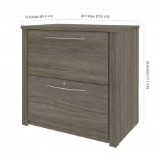 *New* Bestar 2 Drawer Lateral File for Embassy Desk Collection 2 Color Options