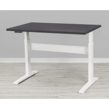VertDesk v3 Electric Sit Stand Desk w/ White Frame