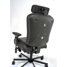 *New* Concept Seating 3150HR and 3152HR Operator 24/7 Chair 550 lbs Rating  *Black Fabric, Vinyl or Leather Ships in 5-7 Days*