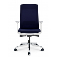 Eurotech Elevate Chair - White / Blue