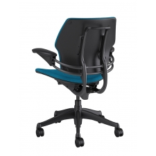 *New* Custom Humanscale Freedom Task Chair in Fabric or Vinyl - 74 Color Options
