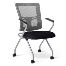 Office Master Affirm Nesting Guest Chair with Arms