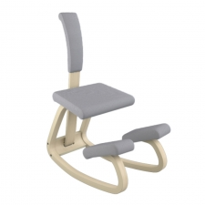 Varier Balans Active Kneeling Chair w/Backrest